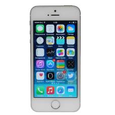 Apple iPhone 5S 32GB Silver RFB
