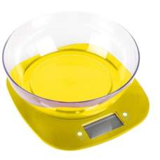 Весы кухонные MAGIO MG-290N (yellow)