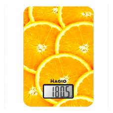 Весы кухонные MAGIO MG-296 orange