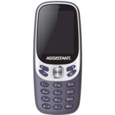 Мобильный телефон ASSISTANT AS-203 Blue