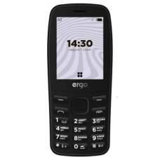 Мобільний телефон ERGO B241 Black