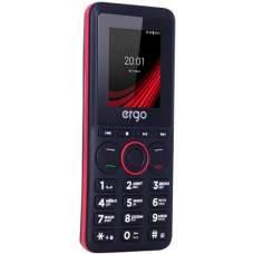 Мобильный телефон ERGO F188 Black