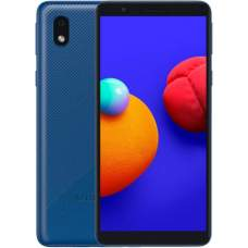 Смартфон Samsung Galaxy A01 Core 1/16 Blue