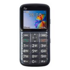 Мобильный телефон  FLY EZZY8 Grey